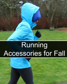 Running Accessories for Fall