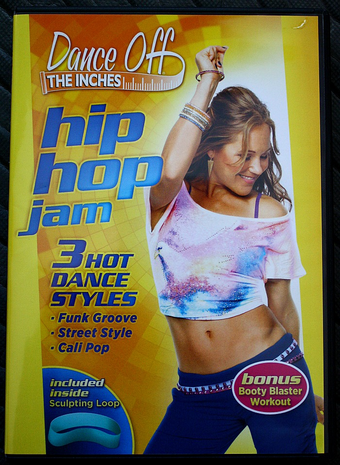 Hip Hop Jam DVD Front Cover