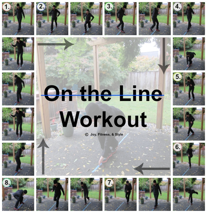 On the Line Workout