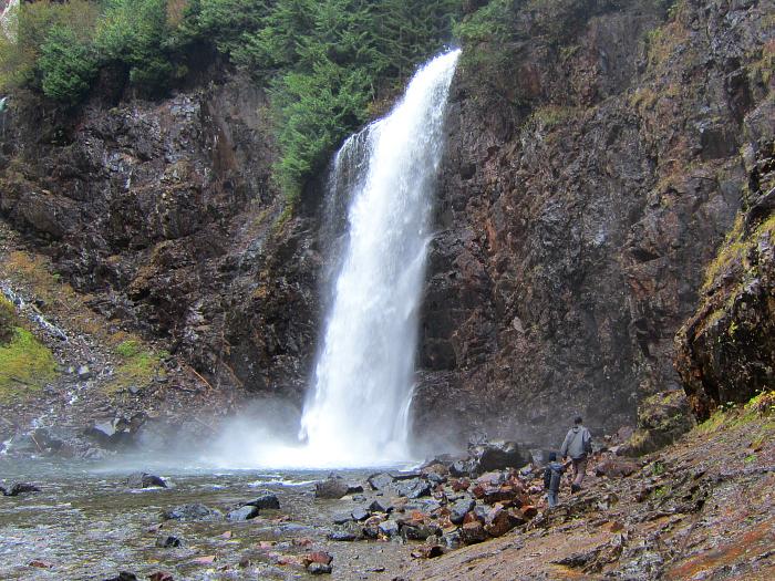 Franklin Falls Hike 4