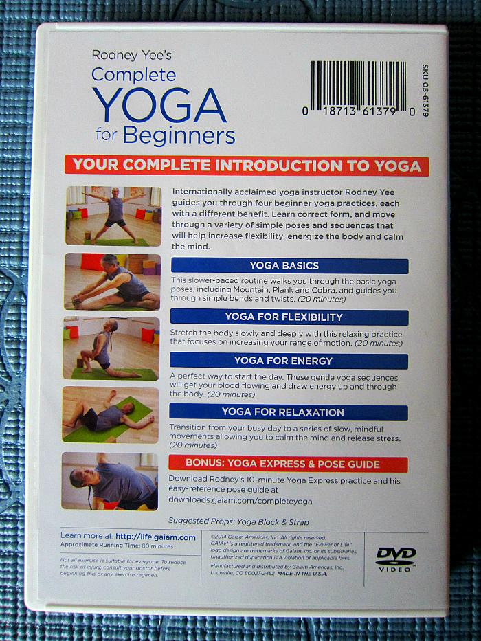 Rodney Yee Yoga 1