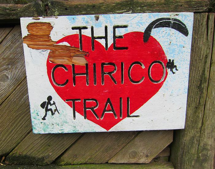 Chirico Trail