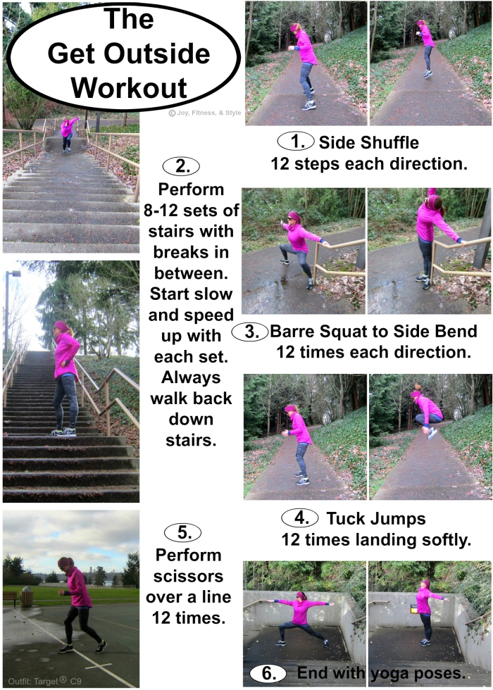 Get Outside Workout