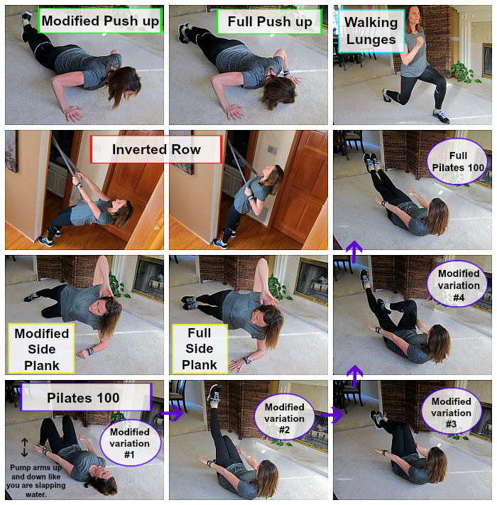 Get-it-done exercises