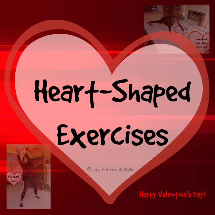 Heart-Shaped Exercises