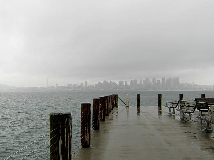 Alki Seattle