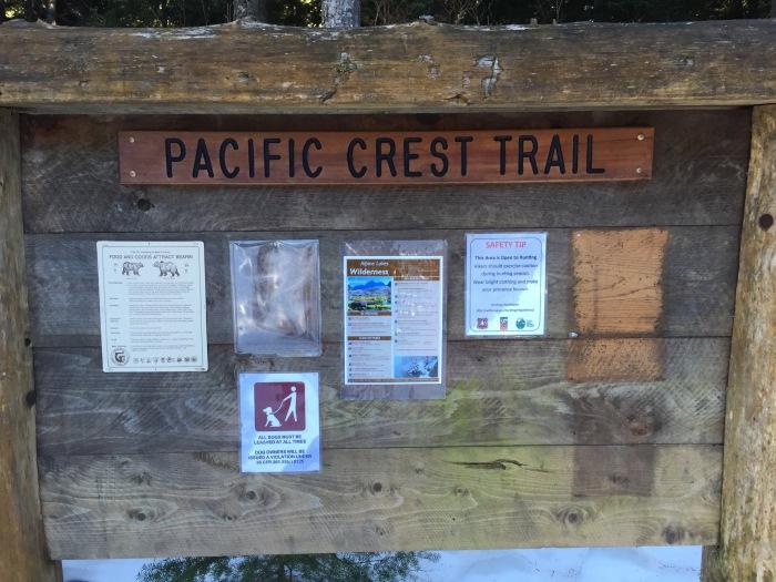PCT Trailhead