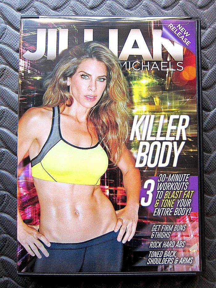 Killer Body DVD Review
