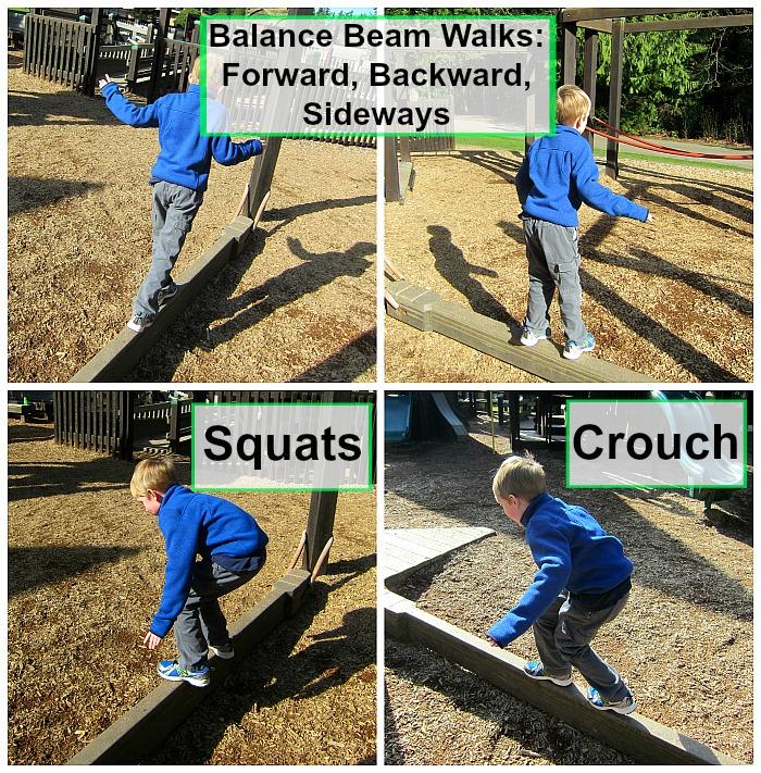 St Eds Balance Beam Exercises