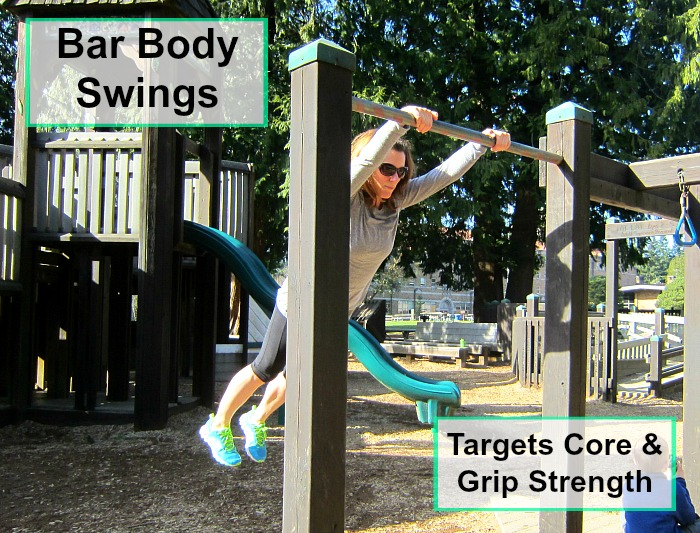 St Eds Bar Body Swings