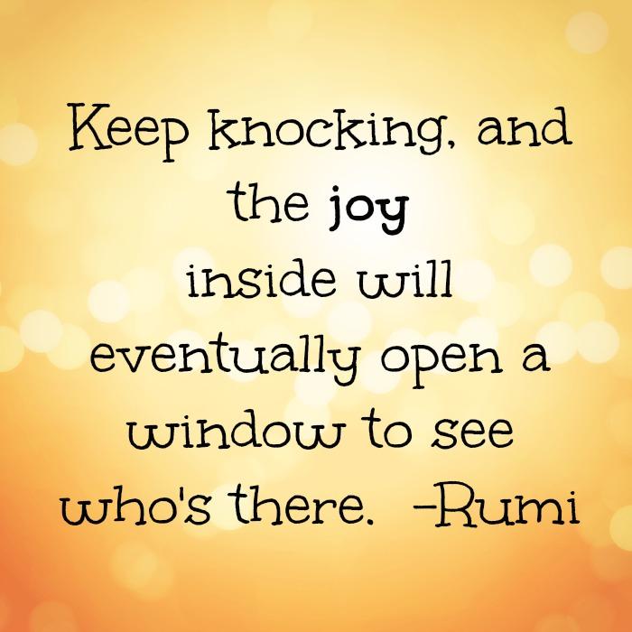 Joy inside