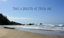 Fresh Air Quotes Breath