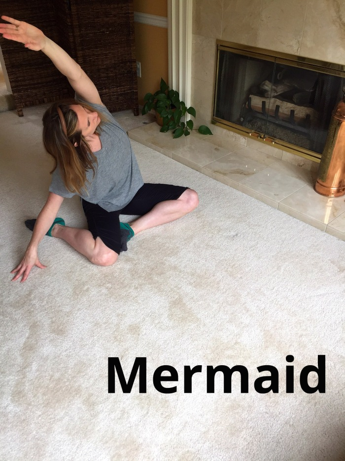 Pilates Mermaid