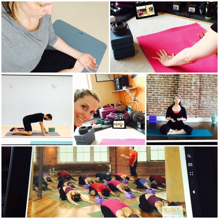 Yoga Is Online Conference Experience