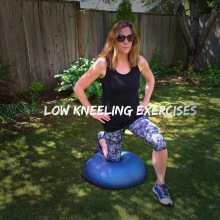 Low Kneeling Exercises
