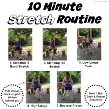 10 Minute Stretch Routine
