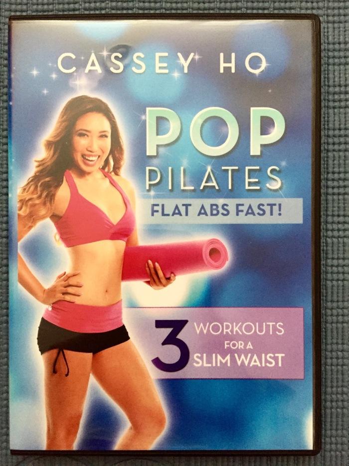POP Pilates DVD Review