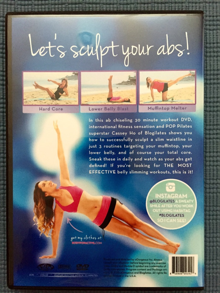 POP Pilates Flat Abs Fast! Review