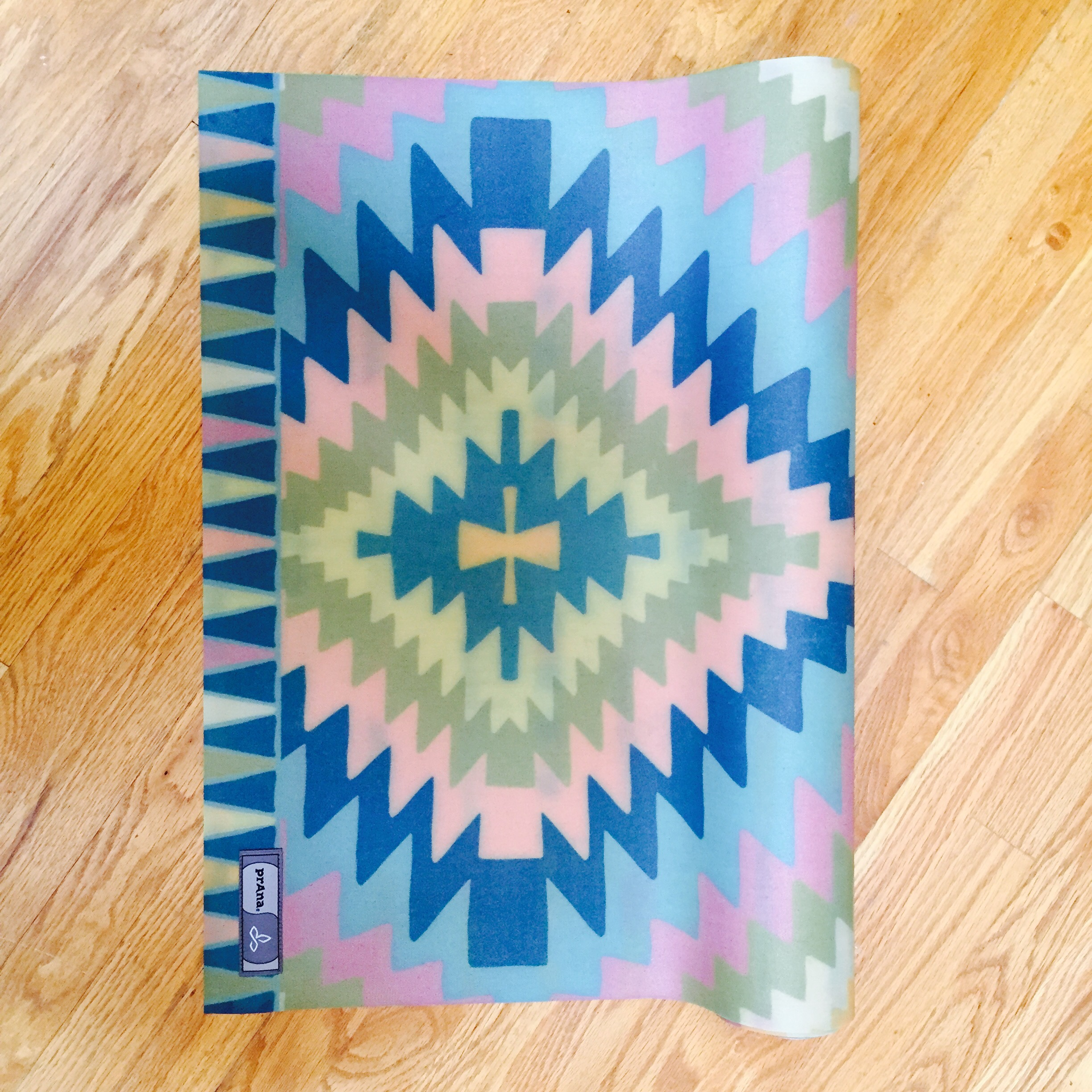 yoga sahara the mats mat printed