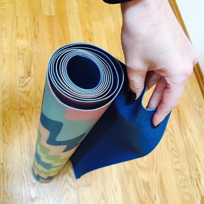 prAna Belize Printed Yoga Mat