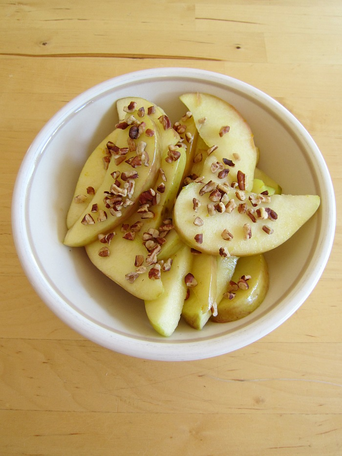 Sauteed Apple