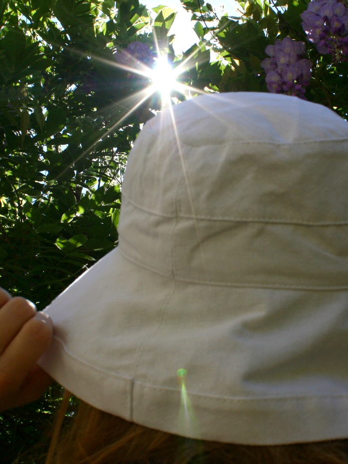 Scala Sun Hat Review with Sun