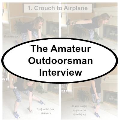 the amateur outdoorsman interview