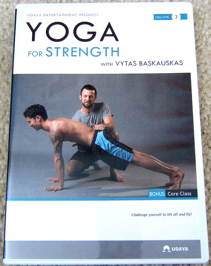 Yoga for Strength with Vytas Review