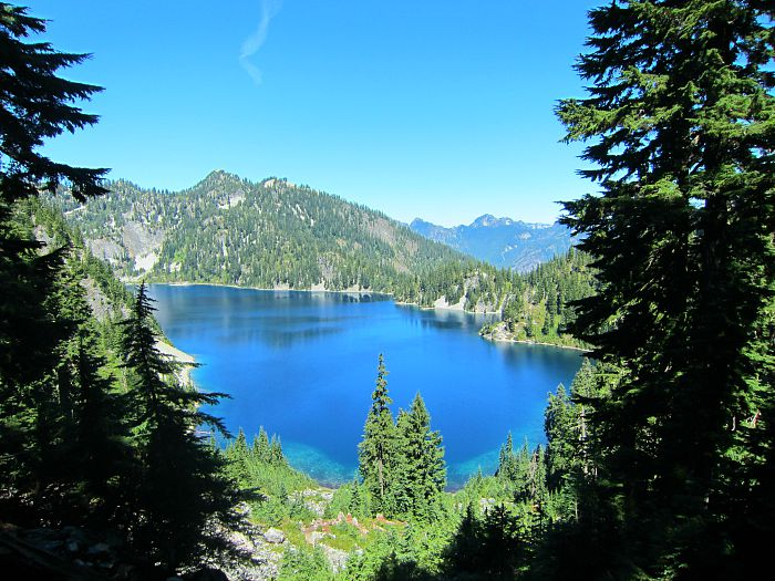 Snow Lake Hike 3