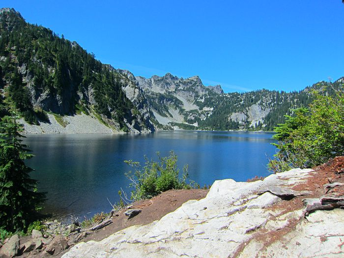 Snow Lake Hike 4
