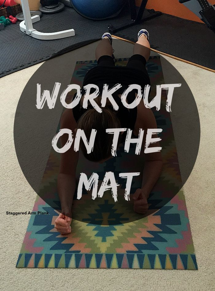 Workout on the Mat