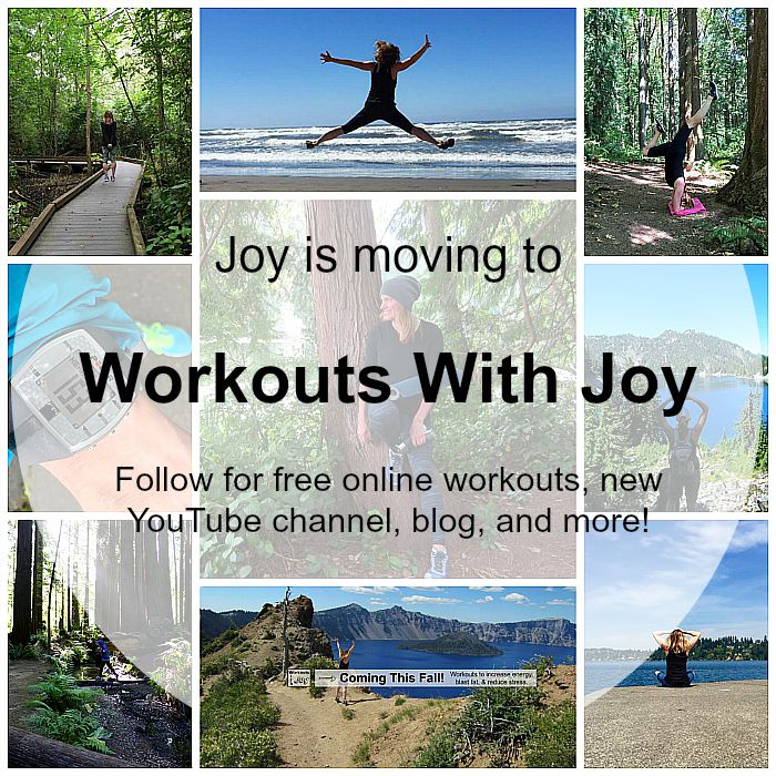 Workouts With Joy Workouts